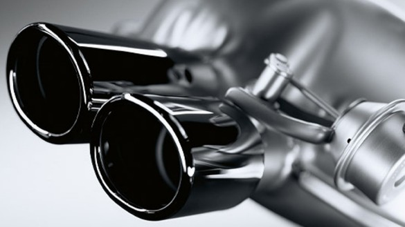 BMW Exhaust