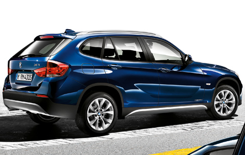Bmw X1 Accessories Pfaff Bmw