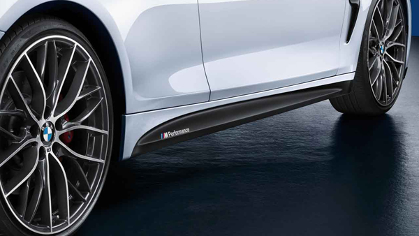 Series Performance Parts Pfaff BMW - Bmw rocker panel decals