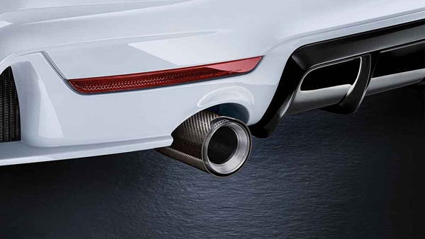 F32 Exhaust System