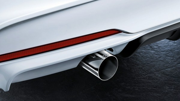 F30 Exhaust System