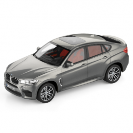 X6M Donington Grey Metallic