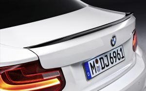 BMW 2 Series Coupe M Performance Carbon Fiber Spoiler