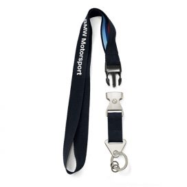 BMW Motorsport Loop Lanyard