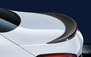 BMW M6 M Performance Carbon Fiber Spoiler