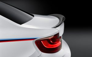 BMW M2 M Performance Carbon Fiber Spoiler