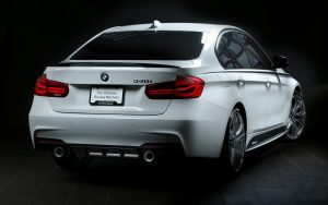 BMW F30 3 Series M Performance Carbon Fiber Spoiler