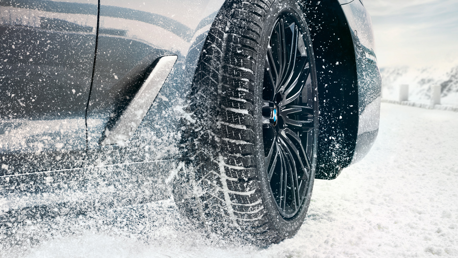 Install winter tires + seasonal storage for only $225 + tax