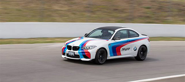 Pfaff BMW Track Days