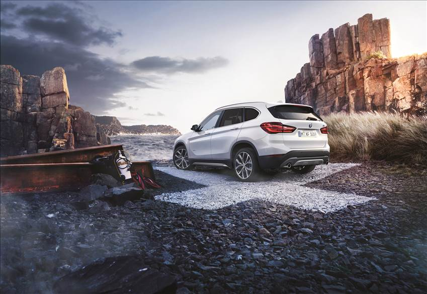 The Exit Strategist. The BMW X1.