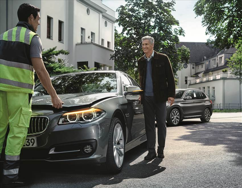 BMW 55-Point Inspection for only $59.95+tax